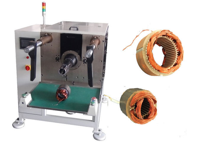 Induction Motor Stator Production Line Coil Inserting Machine