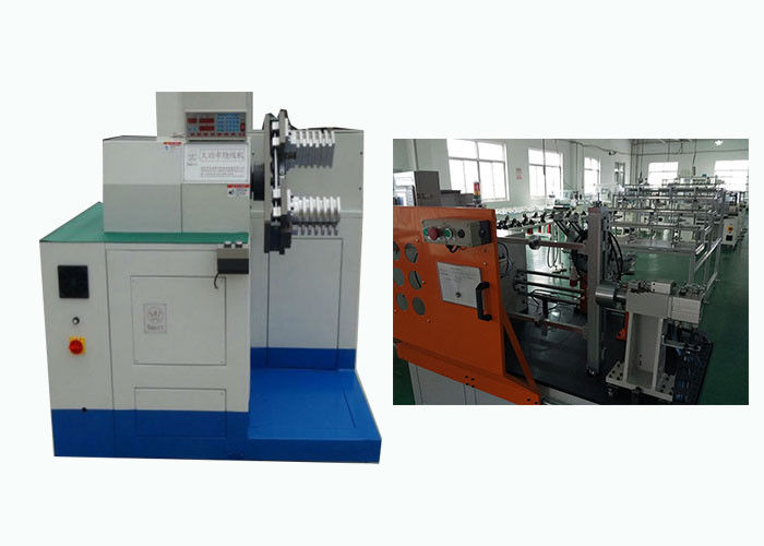 SMT-DR450 Automatic Stator Winding Machine Three Phase ISO9001 / SGS