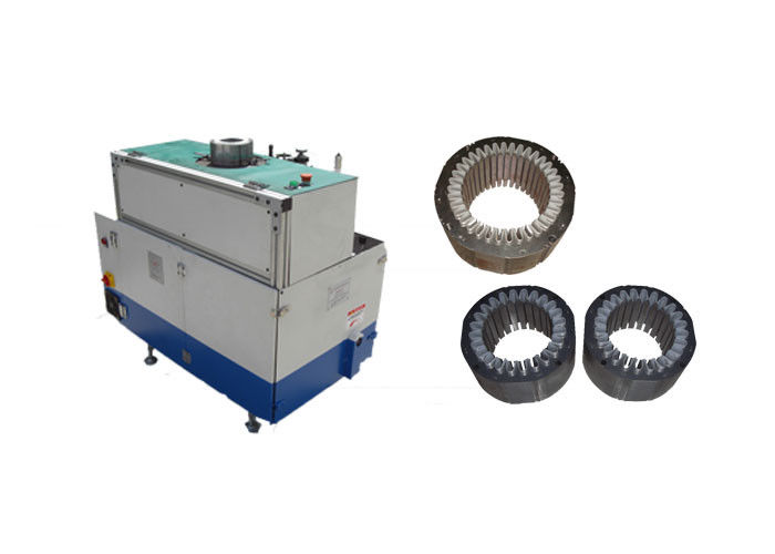 Automatic Slot Insulating Insertion Machine For Series Motors Stator Insulation SMT-C160