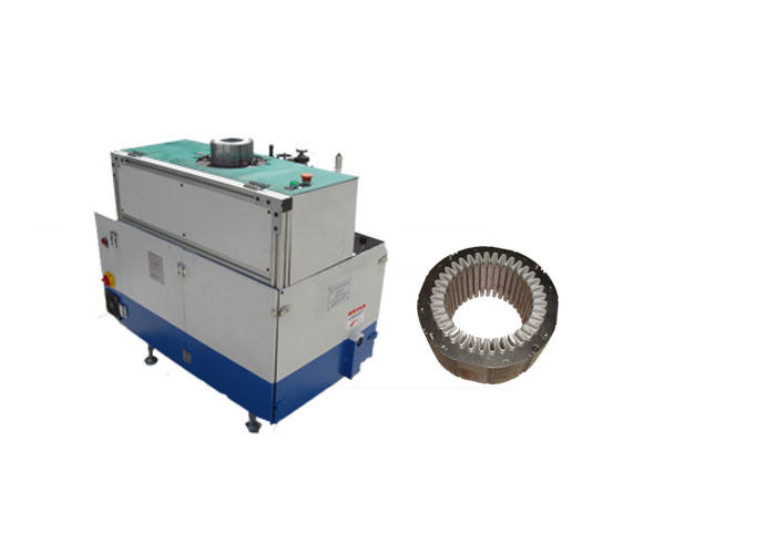 Electric Motor Stator Slot Insulation Machine For Motors Insulating SMT-C160