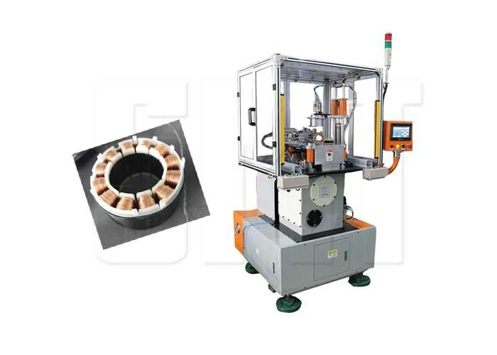 Brushless Direct Current Motor Stator Winding Machine By Wire Nozzles